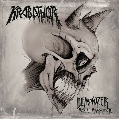 CD Shop - KRABATHOR DEMONIZER / MORTAL MEMORIES II