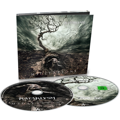 CD Shop - KATAKLYSM MEDITATIONS LTD.