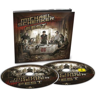 CD Shop - MICHAEL SCHENKER FEST RESURRECTION LTD