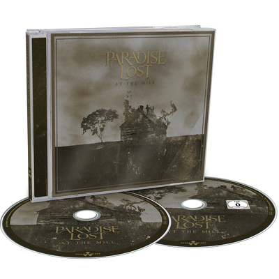 CD Shop - PARADISE LOST AT THE MILL + BRD
