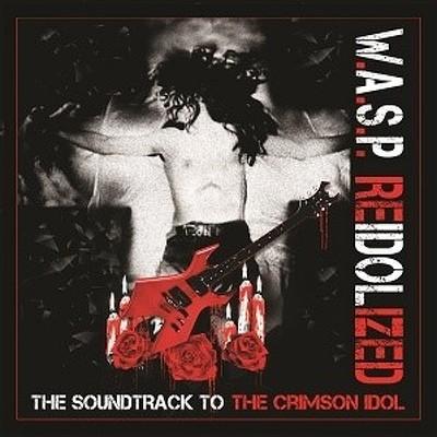 CD Shop - W.A.S.P. RE