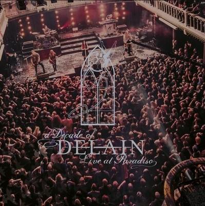 CD Shop - DELAIN A DECADE OF DELAIN:LIVE AT PARA
