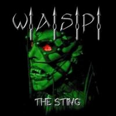 CD Shop - W.A.S.P. (B) THE STING (REEDICE)
