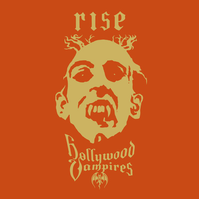 CD Shop - HOLLYWOOD VAMPIRES RISE