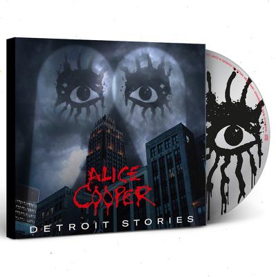 CD Shop - ALICE COOPER DETROIT STORIES