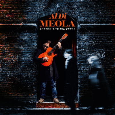 CD Shop - AL DI MEOLA ACROSS THE UNIVERSE