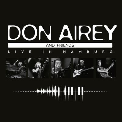 CD Shop - AIREY, DON LIVE IN HAMBURG