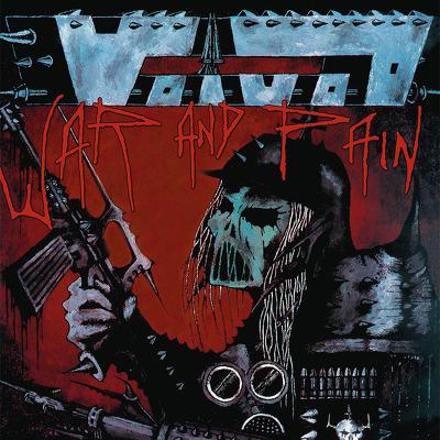 CD Shop - VOIVOD WAR & PAIN
