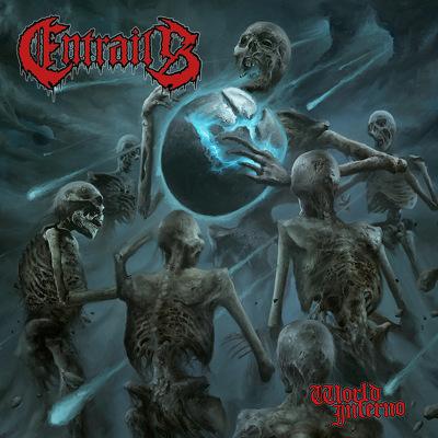 CD Shop - ENTRAILS WORLD INFERNO
