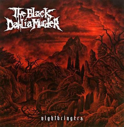 CD Shop - BLACK DAHLIA MURDER, THE NIGHTBRINGERS