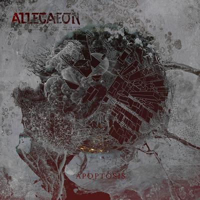 CD Shop - ALLEGAEON APOPTOSIS
