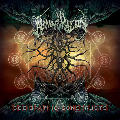 CD Shop - ABNORMALITY SOCIOPATHIC CONSTRUCTS