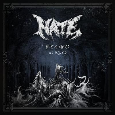 CD Shop - HATE AURIC GATES OF VELES