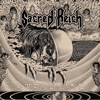 CD Shop - SACRED REICH AWAKENING