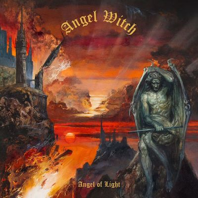 CD Shop - ANGEL WITCH ANGEL OF LIGHT