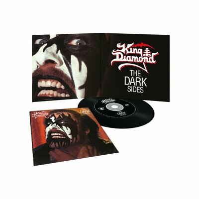 CD Shop - KING DIAMOND THE DARK SIDES