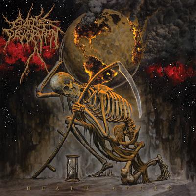 CD Shop - CATTLE DECAPITATION DEATH ATLAS