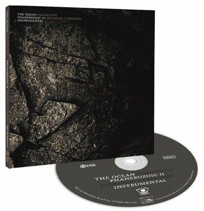 CD Shop - OCEAN, THE PHANEROZOIC II: INSTRUMETAL