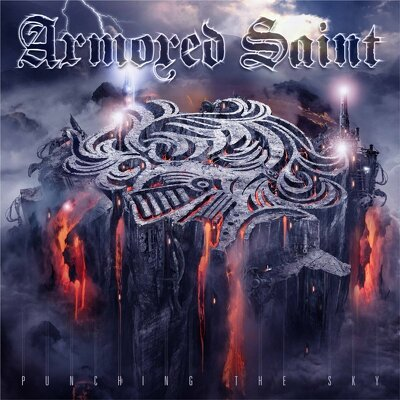 CD Shop - ARMORED SAINT PUNCHING THE SKY
