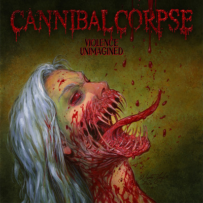 CD Shop - CANNIBAL CORPSE VIOLENCE UNIMAGINED