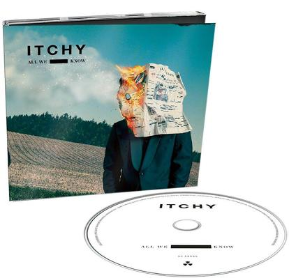 CD Shop - ITCHY ALL WE KNOW