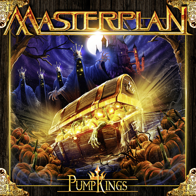 CD Shop - MASTERPLAN PUMPKINGS