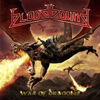 CD Shop - BLOODBOUND WAR OF DRAGONS LTD.