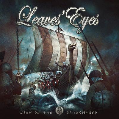 CD Shop - LEAVES EYES SIGN OF THE DRAGONHEAD LTD