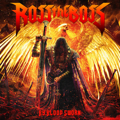 CD Shop - ROSS THE BOSS BY BLOOD SWORN LTD.