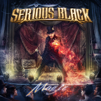 CD Shop - SERIOUS BLACK MAGIC LTD.