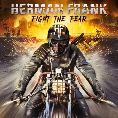 CD Shop - HERMAN FRANK FIGHT THE FEAR