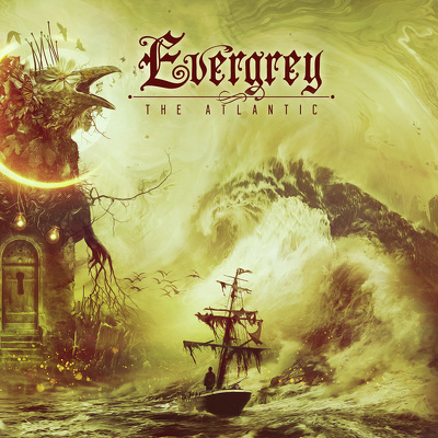 CD Shop - EVERGREY THE ATLANTIC