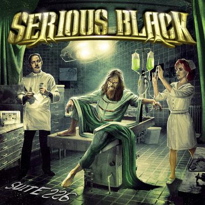CD Shop - SERIOUS BLACK SUITE 226