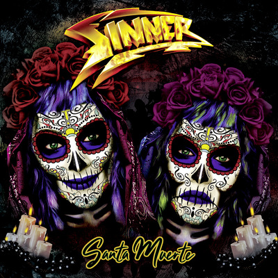 CD Shop - SINNER SANTA MUERTE