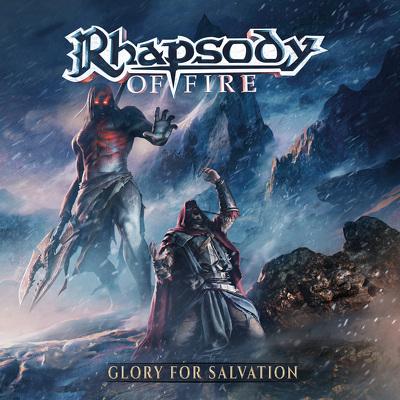 CD Shop - RHAPSODY OF FIRE GLORY OF SALVATION
