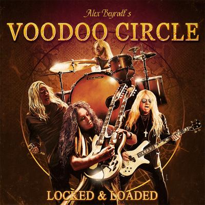 CD Shop - VOODOO CIRCLE LOCKED & LOADED