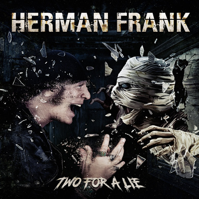 CD Shop - HERMAN FRANK TWO FOR A LIE