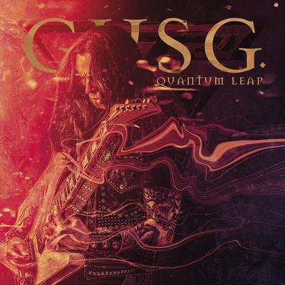 CD Shop - GUS G. QUANTUM LEAP