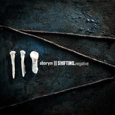 CD Shop - ABORYM SHIFTING NEGATIVE