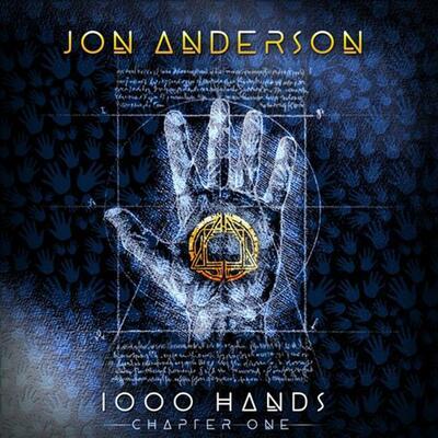 CD Shop - ANDERSON, JON 1000 HANDS