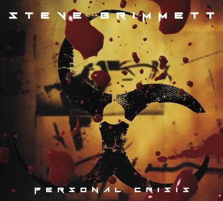 CD Shop - GRIMMETT, STEVE PERSONAL CRISIS