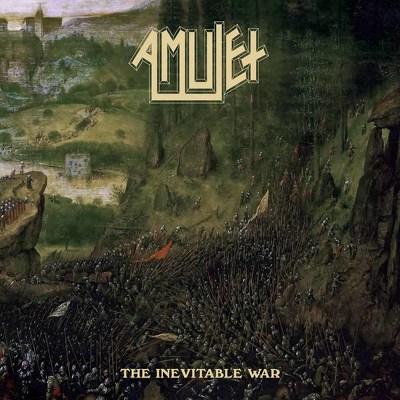 CD Shop - AMULET THE INEVITABLE WAR
