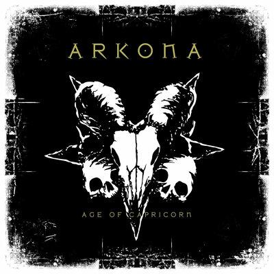 CD Shop - ARKONA (PL) AGE OF CAPRICORN