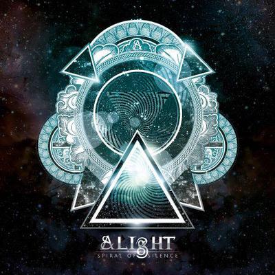 CD Shop - ALIGHT SPIRAL OF SILENCE