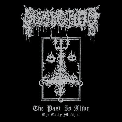 CD Shop - DISSECTION THE PAST IS ALIVE