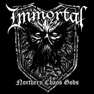 CD Shop - IMMORTAL NORTHERN CHAOS GODS