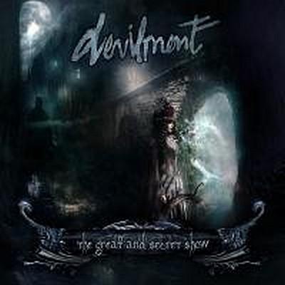 CD Shop - DEVILMENT THE GREAT AND SECRET SHOW LT