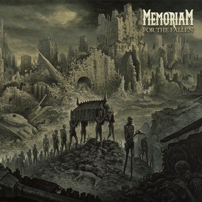 CD Shop - MEMORIAM FOR THE FALLEN