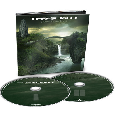 CD Shop - THRESHOLD LEGENDS OF THE SHIRES