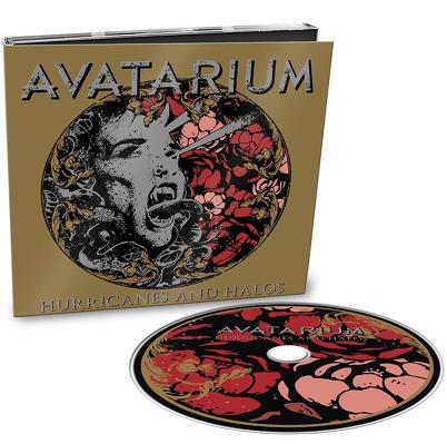 CD Shop - AVATARIUM HURRICANES AND HALOS